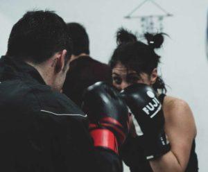Boxeo en pamplona